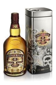 Chivas Tin Box