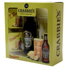 Crabbies Beer: Gift Pack Promo - The ODM Group