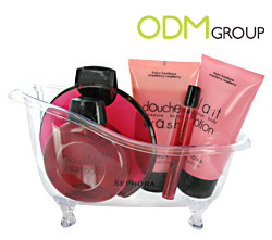Promotional Idea - Sephora Mini Plastic Bath - The ODM Group