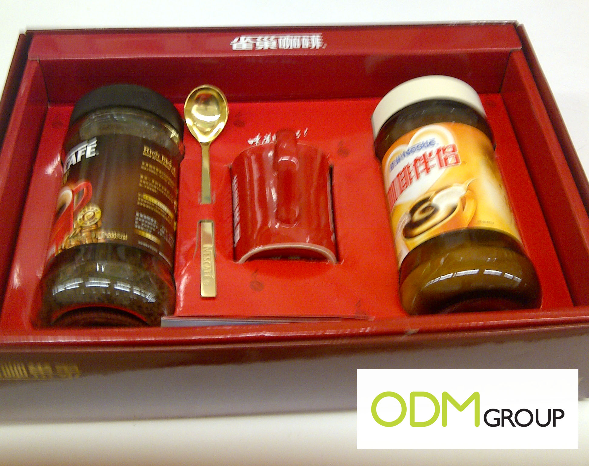 Nescafe On Pack Coffee Mug Promo The Odm Group