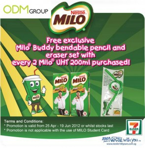 Milo Bendable Pencil and Eraser Set 295x300 Milo Bendable Pencil and Eraser Set