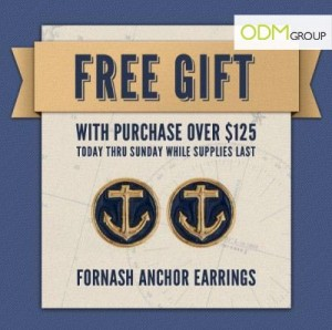 Fornash Anchor Earrings 300x298 Fornash Anchor Earrings GWP