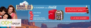 Co Branded Offer France Buffalo Grill Coca Cola Promotional Gifts 300x93 Co Branded Offer France   Buffalo Grill Coca Cola Promotional Gifts