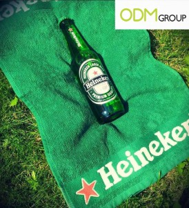 Heineken towel with logo 274x300 Heineken towel with logo