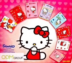 LU Hello Kitty Biscuit Kraft Food Collectible Stickers 300x263 LU Hello Kitty Biscuit Kraft Food   Collectible Stickers