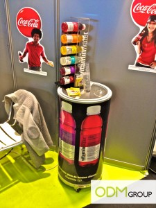 POS Coca Cola Rapid Resto Show Paris 2012 225x300 POS Vitamin Water Rapid Resto Show Paris 2012