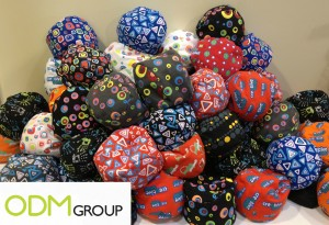Promo Gift Idea Cloth Balls1 300x205 Promo Gift Idea   Cloth Balls