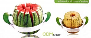Promogift Idea Easy Melon Watermelon Cutter 300x126 Promogift Idea   Easy Melon & Watermelon Cutter