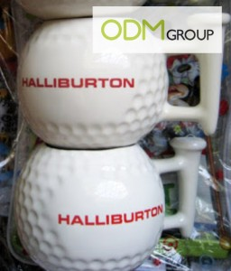 Promotional Idea Golf Shaped Cup 256x300 Promotional Idea   Golf Shaped Cup