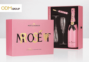Marketing Ideas - Moët Chandon Valentine Day Gift Set