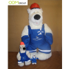 Promo Gift by Norilsk Nickel: Plush Toy