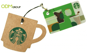 Marketing Gift - Starbucks Singapore Valentine Promotion