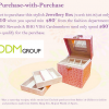Purchase with Purchase - Jewellery Box