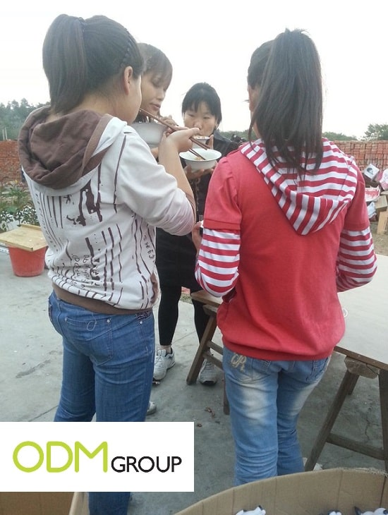 China Factory Visit - Buyer Diary #29 Life for Factory Workers
