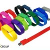 Brighten Up Mundane Items by Branding Silicon Wristband USB
