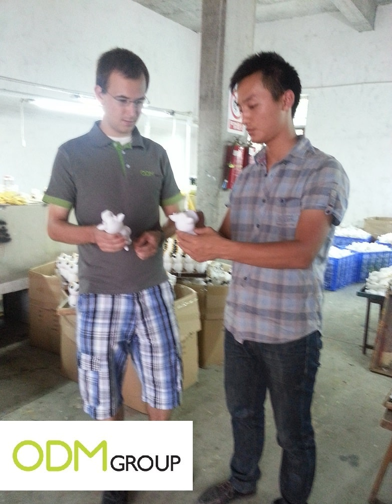 China Factory Visit - Buyer Diary #30 ODM's Role in Factory