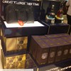 Astonishing Leather Baggage as Macallan's Marketing Gift