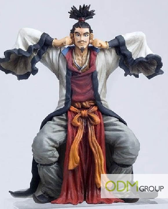 China Factory Visit - ActionFigurine