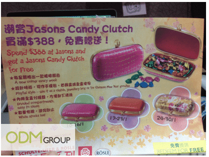 Grab your hands on Jasons Candy Clutch Giveaway