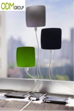 Solar Chargers to boost our green marketing