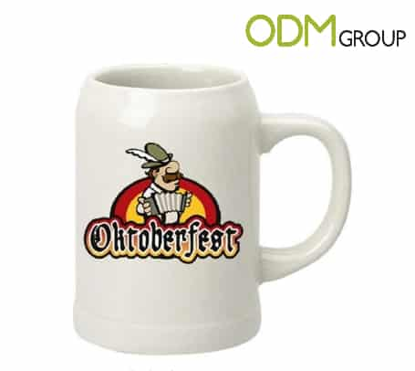 Oktoberfest - Promotional beer steins