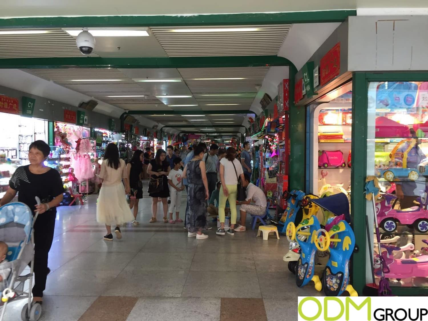 Buyers Guide: How to access the Yiwu market