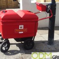 Branded Cart for travel and Event Merchandise