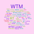 Event tracking on Twitter World Travel Market #WTM15