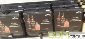 Liquor Promotional Product - Gift with purchase by Jack Daniels