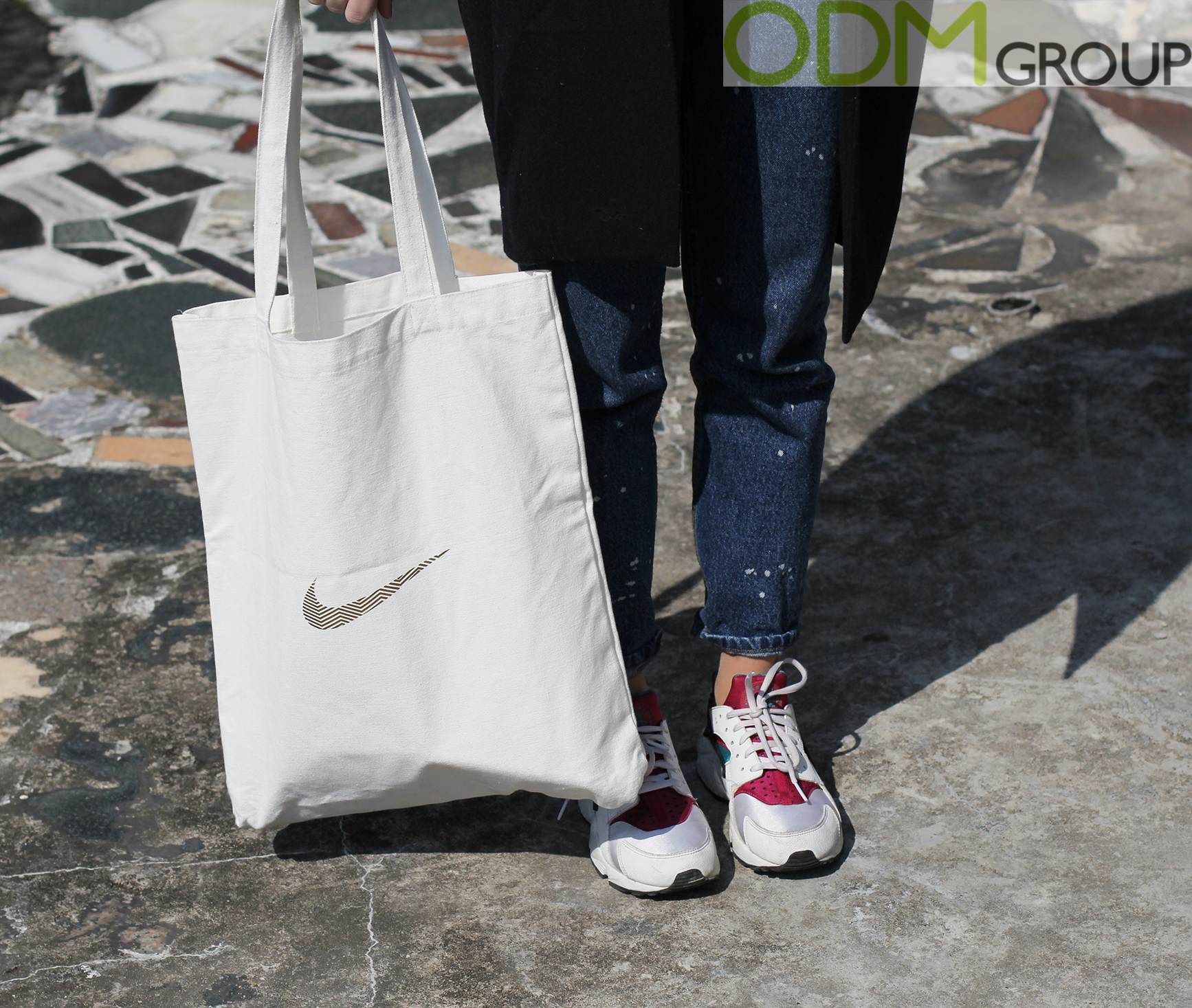Sports Apparel Promotion: Free Canvas Bag by Nike