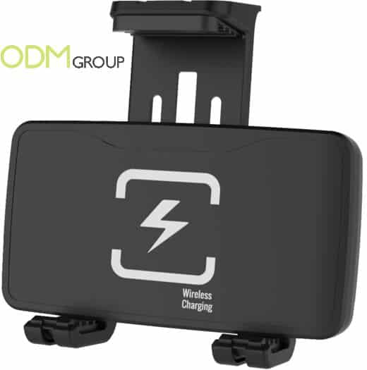 Branded Auto Accessories - Wireless Charging Car Phone Holder