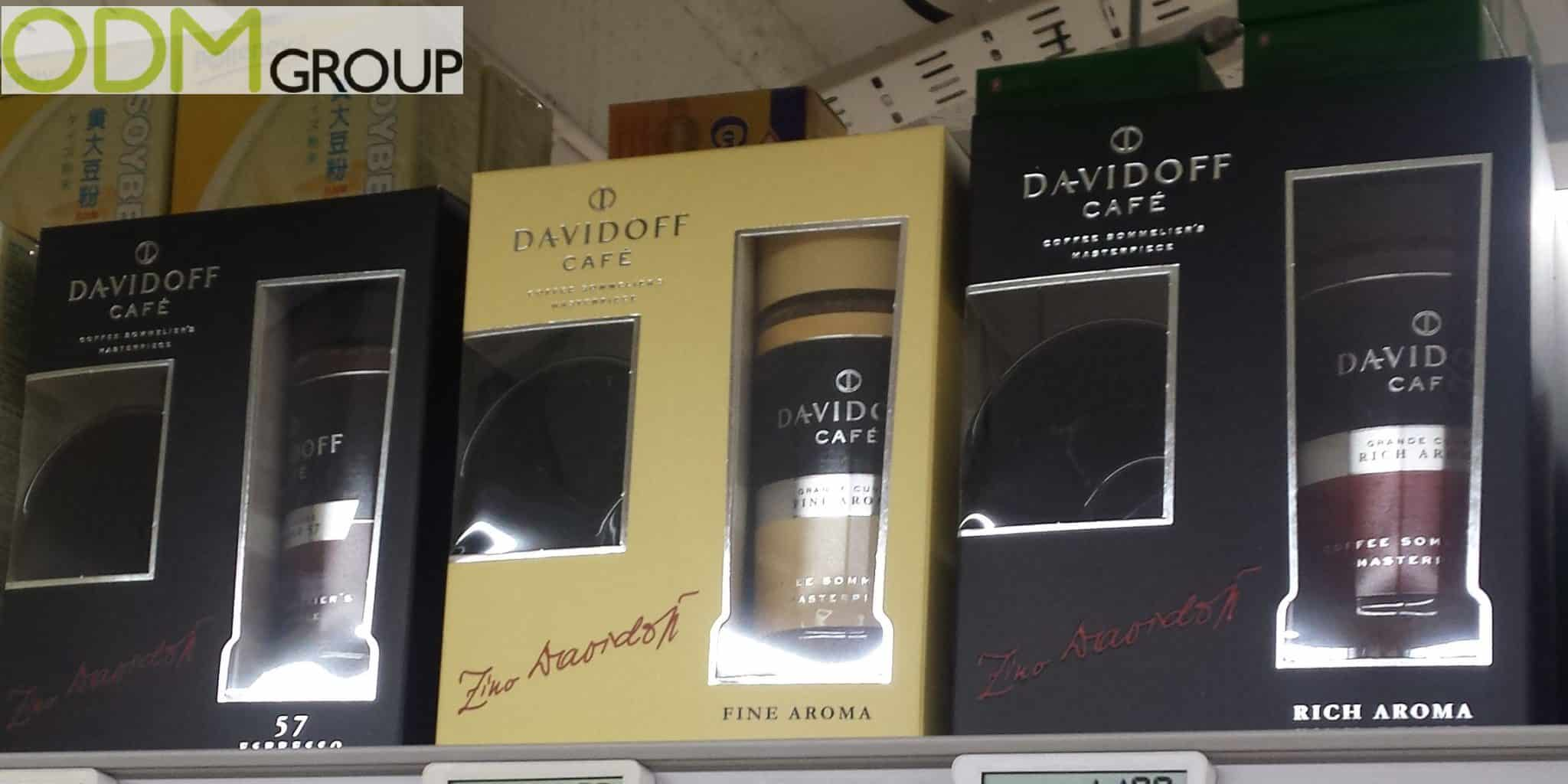 Davidoff Café Coffee Promo with Free Mug.
