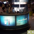 LCD In-store Display- By Bombay Sapphire
