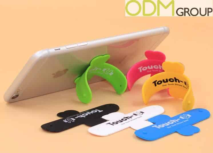 Marketing activation- Branded phone holder