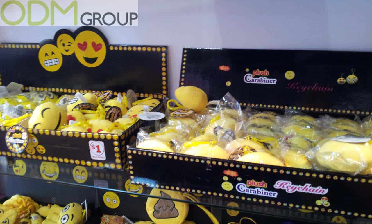 Promotional Emoji Products For Gifts and Events