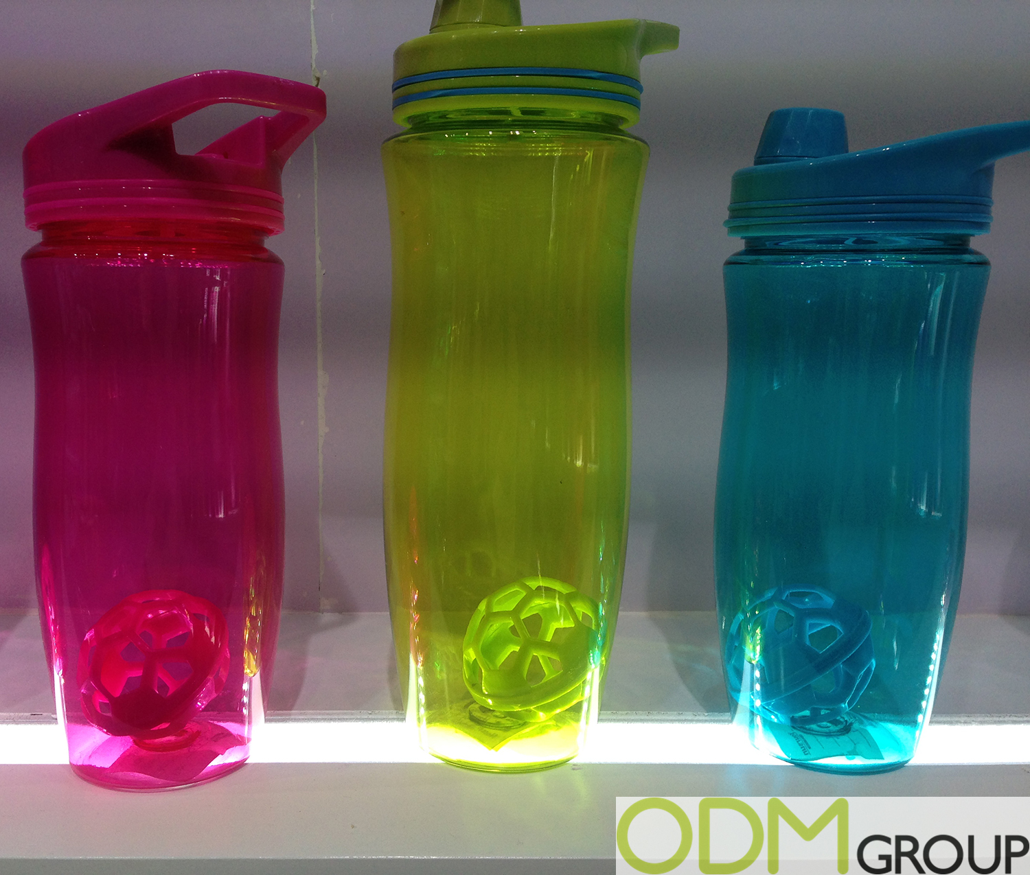 Gym Marketing Products - Custom Shaker
