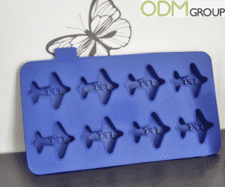 Silicone Custom Shaped Ice Trays for Your Promotion