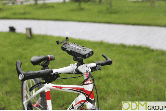 Outdoor Promo - Power Banks for Bicycles