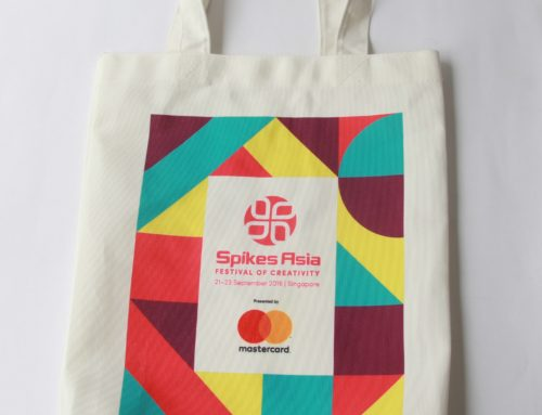 Trade Show Promo – Free Promotional T-Shirt by Spikes Asia