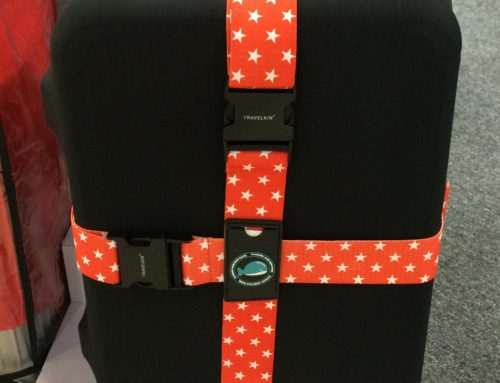 Luggage Straps with Weight Scale for Travel Promotion