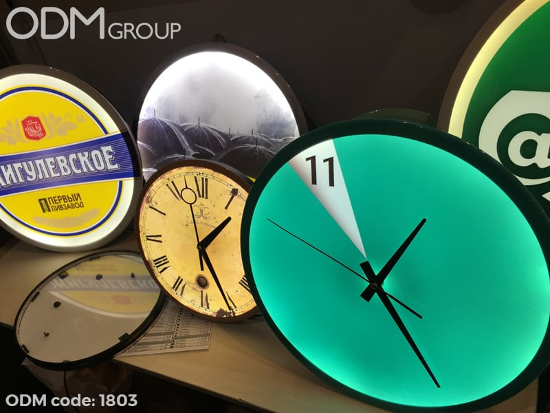 Advertising LED Clocks and Signs for Brand Exposure