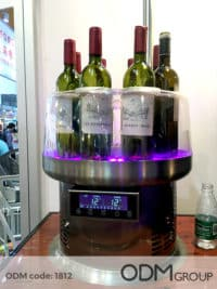 Wine Cooler - Premium POS Display Idea