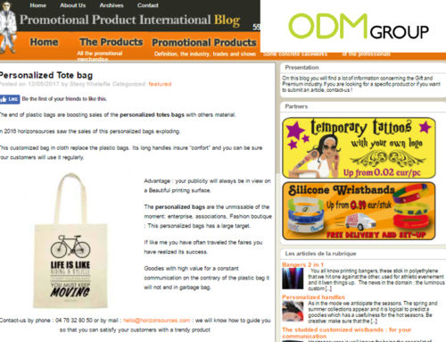 Latest Buzz on Promotional Product Blogs