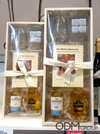 Appreciation Gift Set - Whisky Stones and Glass