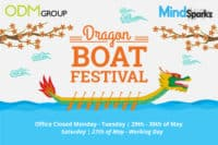 Offices closing for Dragon Boat Festival 2017