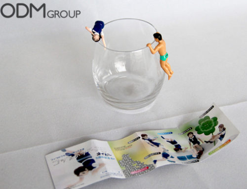 Decorating Promotional Glasses – Japan Case Study