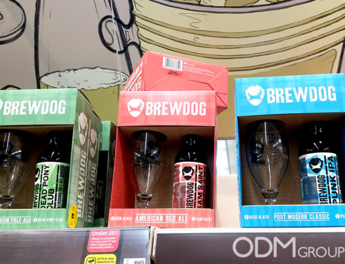 GWP idea from UK – Promotional Beer Glasses for Brewdog