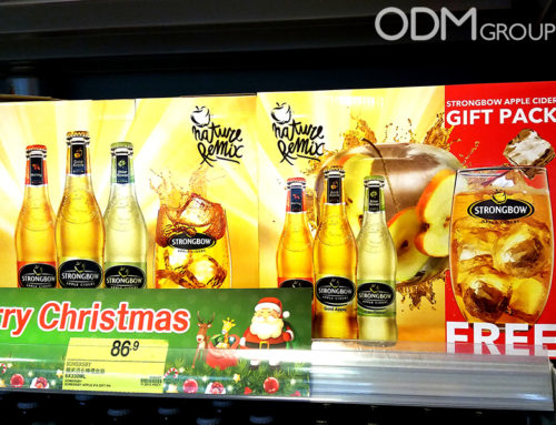 Promotional Cider Glasses by Strongbow – GWP in HK