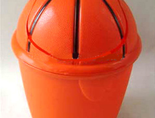 Promotional Idea – Sports Trash Can