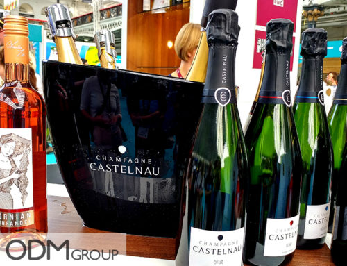 Drinks Promo: Various Designs for Branded Champagne Buckets